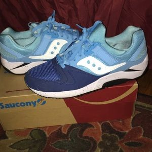 Saucony grid 9000 brand new rare colorway